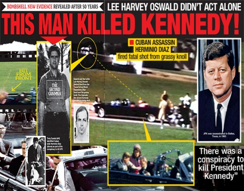 Even today, speculation abouts as to who really was behind the assassination of JFK.