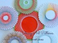 Spirelli String Art Patterns and Craft Project Ideas