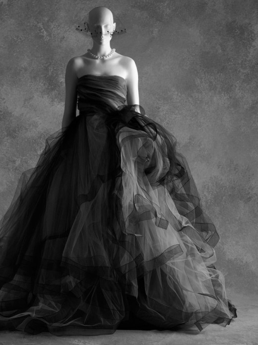 Black Dress, photograph by Adam Kuehl