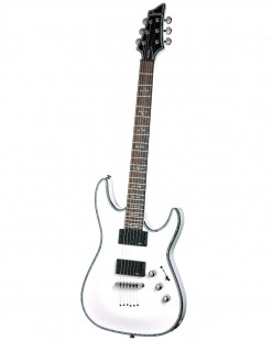 Schecter Guitars Review: Hellraiser C-1, Extreme and Solo 6
