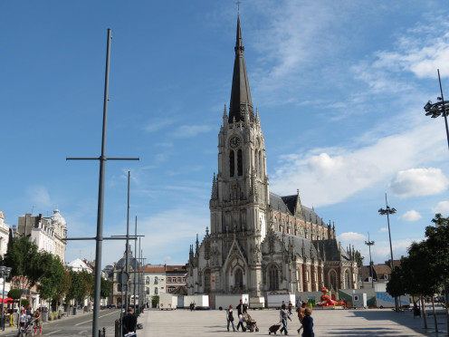 Saint-Christophe Church, Tourcoing, France