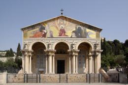 Jerusalem, Mount of Olives, Gethsemane, Church of all nations