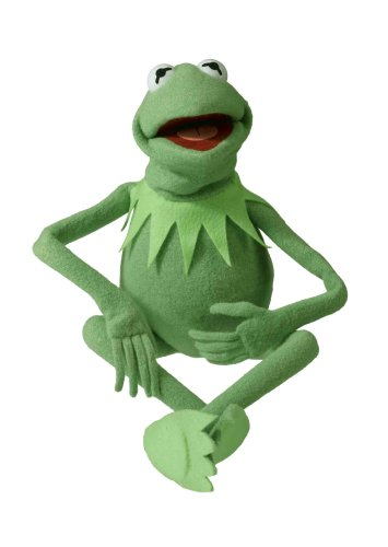 Image of Kermit The Frog.