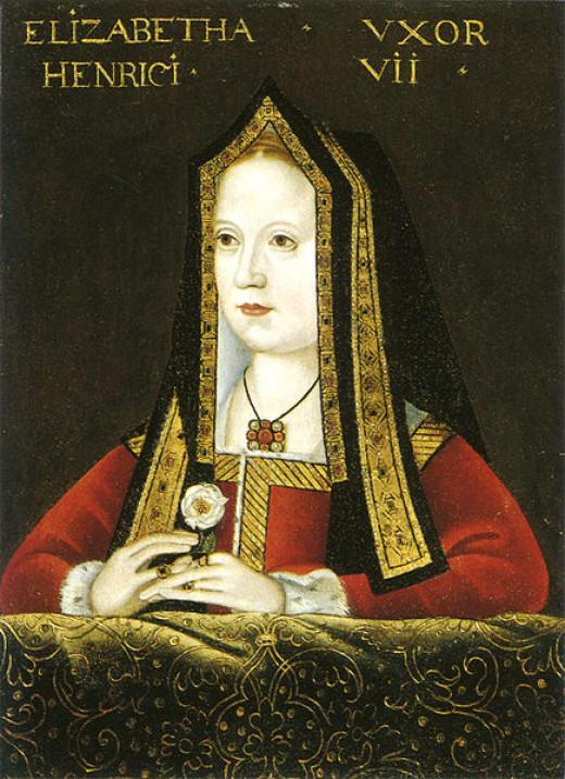 Elizabeth of York was Henry VII's Queen of England.