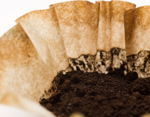Use your old coffee grounds to repel ants