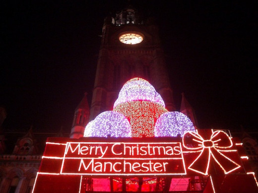 Merry Christmas Manchester