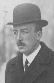 Count Alexander von Hoyos