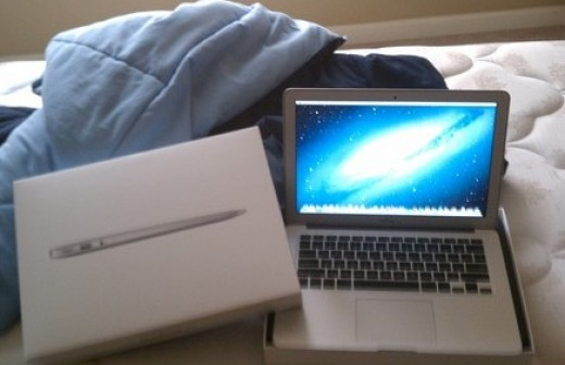 The Apple MacBook Air 13.3-Inch Laptop is a great option because it's easy to use and very lightweight. I like how easy it is to carry with me and it's very quick.