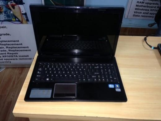 Lenovo G500 15.6-Inch Laptop