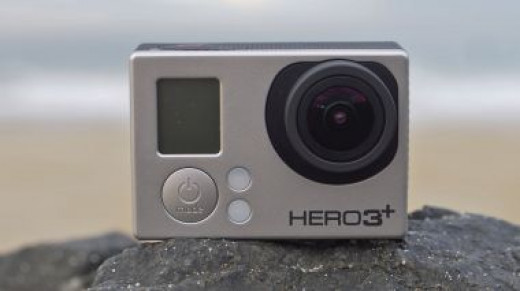 The GoPro HERO3+: Black Edition is amazing because you can really put this on anything and with amazing picture quality.