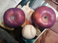 Are these the biggest apples that you've ever seen?