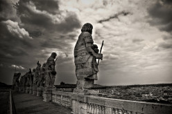 Photographing the Vatican