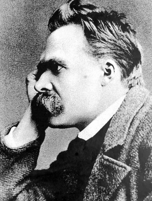The admittedly vain, status-quo-hating, humanity-loving philosopher, Friedrich Nietzsche