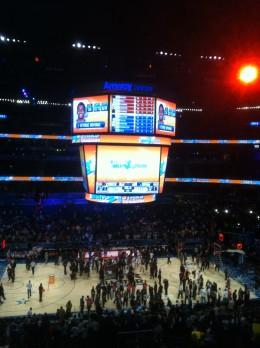 NBA Allstar 2012