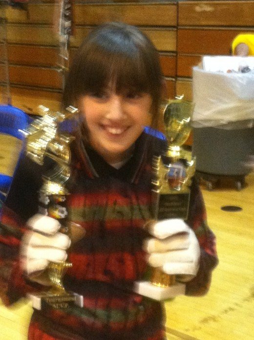 Most Valuable player 2012