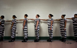 Returning to society after incarceration.