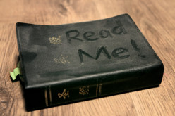 The Bible is your offensive weapon. Read it and use it to stand against the wiles of the devil.