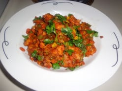 How to make Tasty Vegetable Bread Manchurian Recipe in Indian style