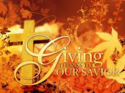 To those who read the Bible, what is your favorite scripture for giving thanks?