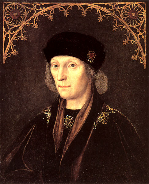 Henry VII protected his throne from pretenders and brought an end to the Wars of the Roses.