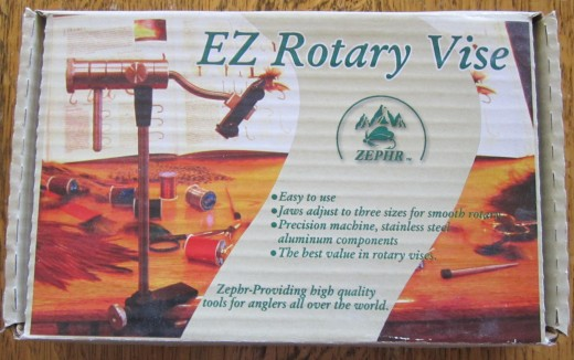 Zephy EZ Rotary Vise Box