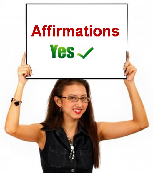 How to make Affirmations work effectively