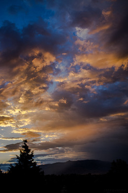 morning clouds from John Guarino flickr.com