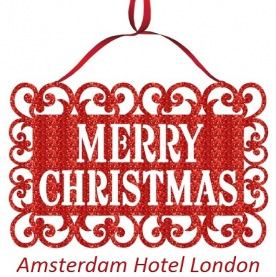 Merry Christmas from Amsterdam Hotel