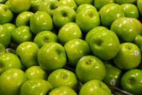 Granny Smith or Green Apples are a perfect snack to eat anytime of day.