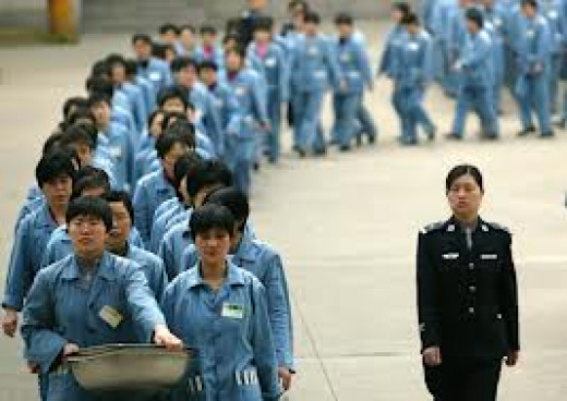 Chinese labor camps
