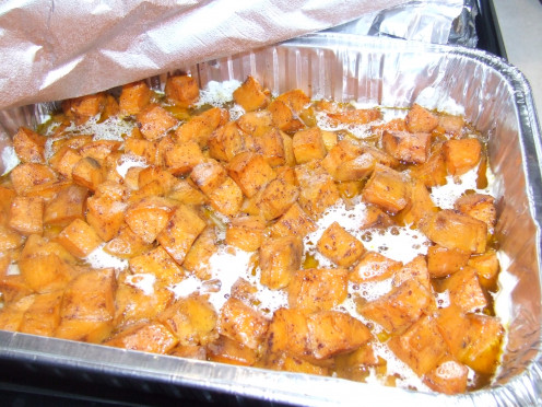 Image of Candied Yams