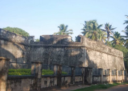 Another view Anjengo Fort