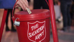 What do you think of a person who steals a Salvation Army bucket?