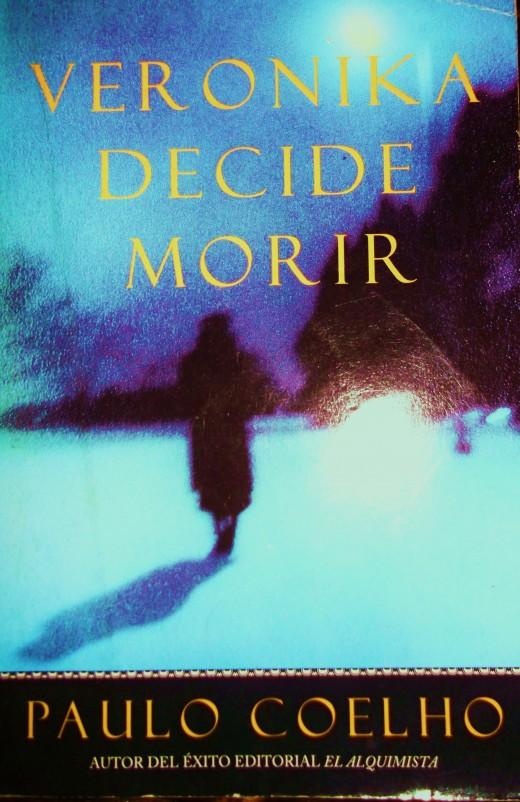 Book Cover / Veronika Decides To Die