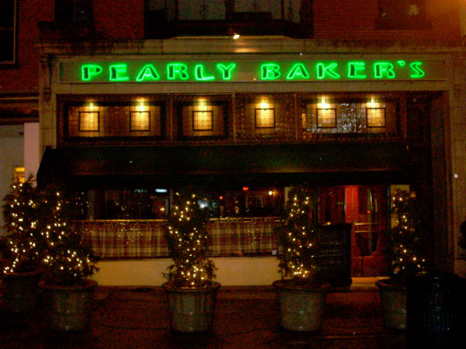Pearly Baker's Ale House, 11 Center Square, Easton, PA 18042