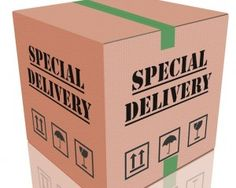 Special Delivery? Nothing special about it.