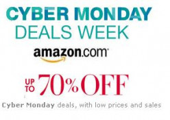 Cyber Monday Deals Week Amazon Opportunity