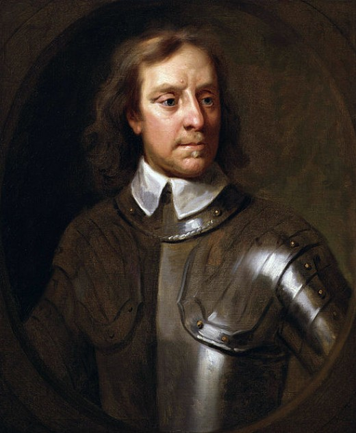 A devout military leader and shrewd politician, Oliver Cromwell became king in all but name.