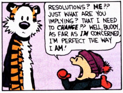 Do you still list out your New Year Resolutions?