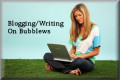 Earning Money Online by Blogging on Bubblews