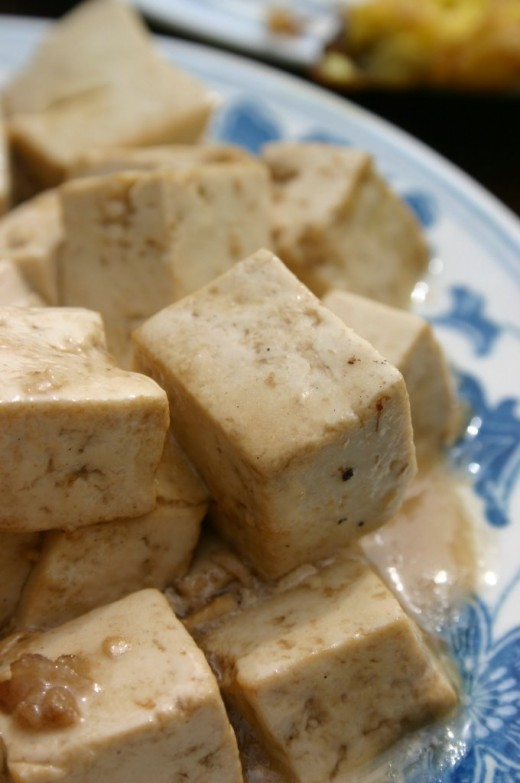 Tofu is very versatile and can be used in a variety of dishes from simple sit-fries, for stews are curries