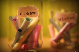 dreams and wishes from Nicole Pierce flickr.com