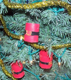 A Quick And Easy Christmas Craft