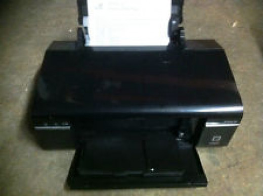 Epson Artisan 50 Color Inkjet Printer