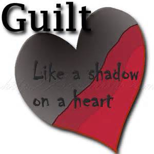 Guilt is the most destructive of all