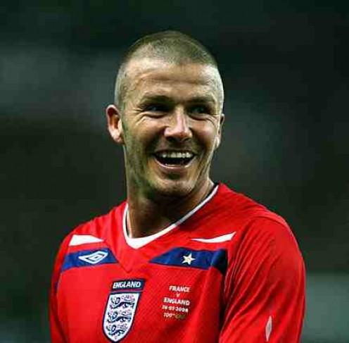 David Beckham. Current wealeth 125 million