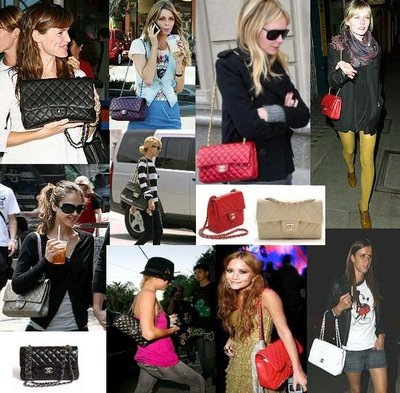 Chanel Handbags are a Must Have for Celebrities