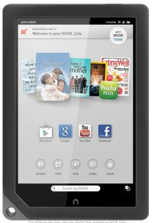 "NOOK HD+ 9"" Tablet"