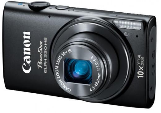 Canon ELPH 330HS