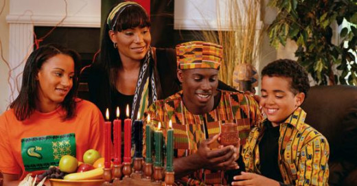 The holidays are the hardest times to stay on target, teaching your family the noncommercial aspect of an holiday can leave your finances intact. Happy Kwanzaa!